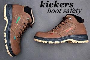 Sepatu Boots Dewa