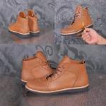 sepatu boots pria