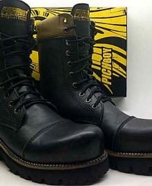 sepatu boots underground
