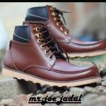 jual sepatu boots pria