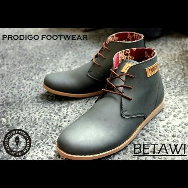 Model Sepatu Terbaru Pria