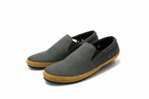 sepatu slip on teplek trend sekarang   merk Blackmaster