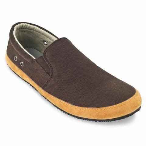 sepatu slip on teplek trend sekarang | merk Blackmaster